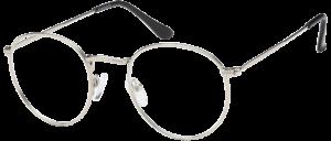 """Moderne runde Brille im populären Vintage-Design. Für """"normal"""" Große Köpfe geeignet."""